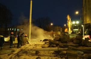 Часть домов в Заднепровье начинают подключать к отоплению