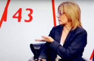 Разборки на Первом канале: смолянку обвинили в занятиях проституцией