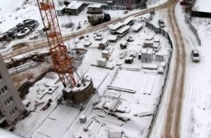 Смоленскую компанию «Стройинвестпроект» снова привлекут за самострой