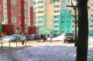 В Смоленске на Королевке нашли труп мужчины