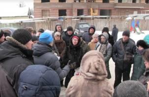 Дома обманутых дольщиков в Смоленске хотят достроить «по бартеру»