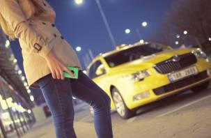 В Вязьме девушка села в такси и пропала