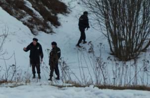 В Смоленске растаявший снег обнажил полуразложившийся труп