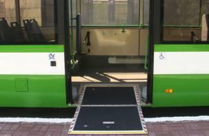 По Смоленску будут курсировать новые автобусы