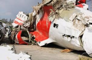 Отчет по крушению Ту-154 в Смоленске: на борт была загружена тонна запчастей