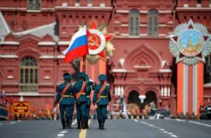 Смоленские военные пройдут маршем по кремлевской брусчатке