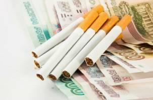 На Смоленщине значительно выросло количество нелегальных сигарет