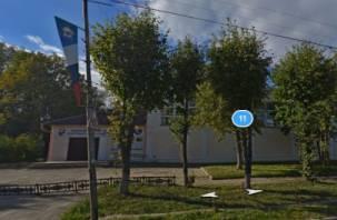 В Смоленске возле детско-юношеской спортивной школы нашли боеприпас