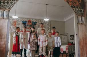 Под Смоленском завершился детский театральный фестиваль «Мудрая сова»