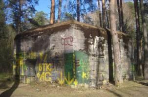 В Смоленске федеральный телеканал снимает передачу о бункере Гитлера