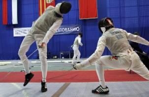 В Смоленске состоится чемпионат России по фехтованию