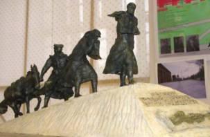 Невезучий памятник в Смоленске