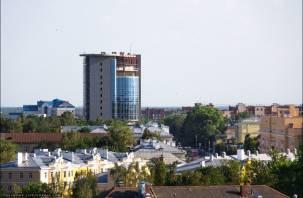 Смоленский небоскреб «Гагаринский» выкупил брянский бизнесмен
