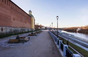 В Смоленске на набережной появится ларек с едой