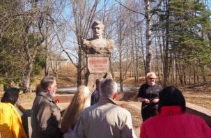 На Смоленщине почтили память выдающегося путешественника Пржевальского