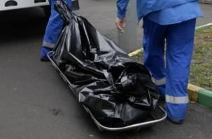 В Смоленске на территории детского сада был обнаружен труп