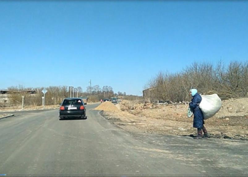 В Смоленске никак не осилят «золотой километр»
