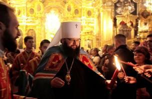 В Смоленск прибудет Благодатный огонь из Иерусалима