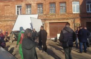 Всё, что вам нужно знать о съемках нового сериала в Смоленске