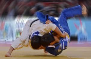 Всероссийский турнир по дзюдо «Юность России» пройдет в Смоленске