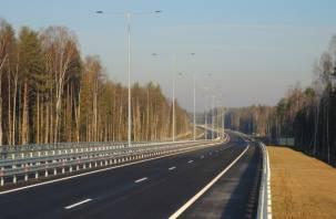 Стала известна стоимость километра частной трассы, которая пройдет через Смоленск