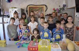 В Смоленской области любить детей всегда модно
