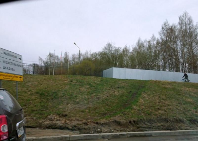 Забор готов: в Смоленске вырубят еще один участок в лесопитомнике