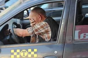 В Смоленске таксиста «развел» на деньги телефонный мошенник