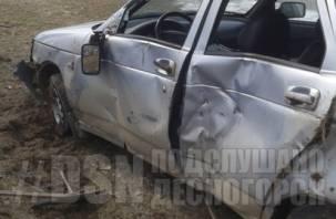 В Десногорске ищут свидетелей аварии со сбежавшим водителем