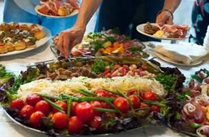Фестиваль вкусной еды «Ложка и кружка» состоится в Смоленске