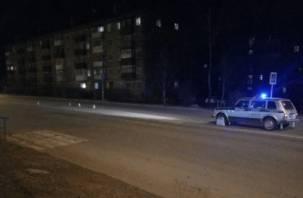Подробности ДТП со сбитой женщиной в Смоленске