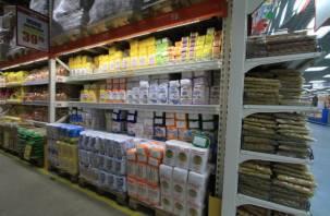 В Смоленской области резко выросли продажи муки