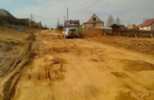 Жители смоленской деревни Быльники устали жить без дороги