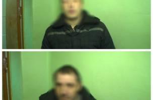 «Сдал на 1300»: в Смоленске поймали двух асоциальных воров