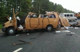 На Смоленщине озвучили приговор дальнобойщику, погубившему пятерых белорусов