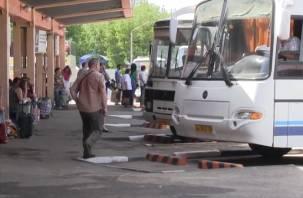 Как попасть на автобус в Смоленске в эти выходные