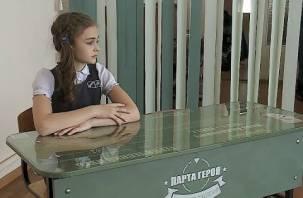 В школе, где учился Гагарин, установят «Парту Героя»