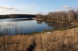 В водоеме Смоленской области всплыл труп
