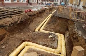 На четырех улицах Промышленного района Смоленска отключат горячую воду