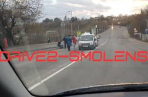 Подробности ДТП со сбитым пешеходом в Смоленске