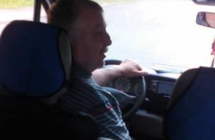 Директор транспортной компании решил уладить вопрос со смолянами, подарив им билеты на «автобус смерти»