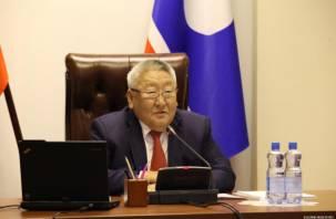 «Мы почувствовали опасность». Глава Якутии объяснил покупку смоленского «Кристалла»