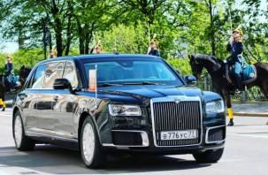 Эксперты: автомобиль Юрия Гагарина похож на президентский «Аурус»