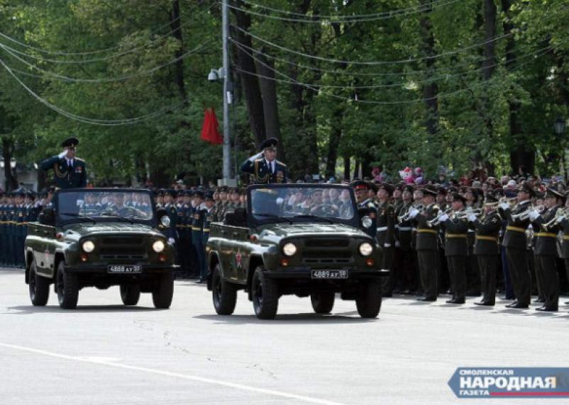 День парада Победы планируют сделать выходным