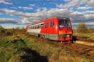 Самый медленный поезд России должен был ходить через Смоленск