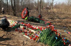 В Польше продолжают рыть могилы. Прошла 83-я эксгумация тел жертв смоленской авиакатастрофы