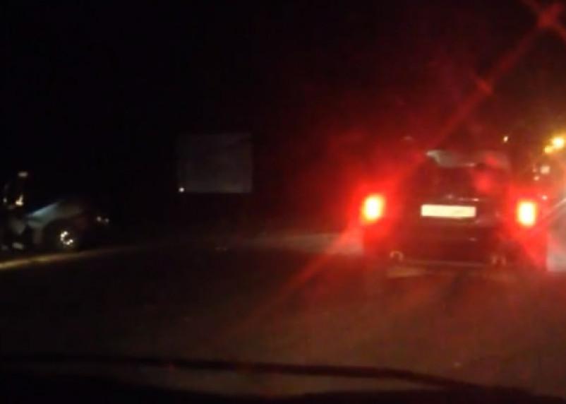 В Смоленской области произошла массовая авария