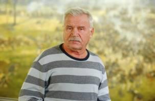 Известный актер рассказал об адском треугольнике между Смоленском и Вязьмой