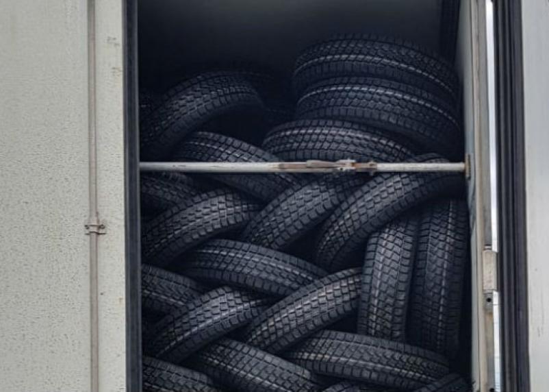 В каких городах России самые дешевые летние шины