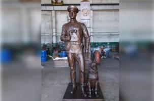 В Смоленске в конце мая будет установлен памятник пограничникам